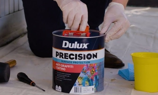 Anti-Graffiti Painting Product